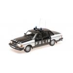 1:18 1986 Volvo 240 GL - 'Polis Sweden'