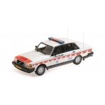 1:18 1986 Volvo 240 GL - 'Politie Netherlands'