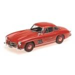 1:18 1955 Mercedes-Benz 300 SL - Dark Red