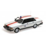 1:18 1986 Volvo 240 GL - Politie