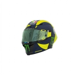 1:8 AGV Helmet - Valentino Rossi - MotoGP 2018