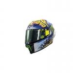 1:8 AGV Helmet - Valentino Rossi - MotoGP Misano 2018