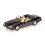 1:43 1988 Jaguar XJS Cabriolet - Black