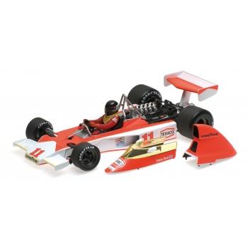 1:18 1976 McLaren Ford M23 - James Hunt - South African GP