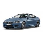 1:87 2015 BMW M6 Coupe - Blue Metallic