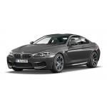 1:87 2015 BMW M6 Coupe - Black Metallic