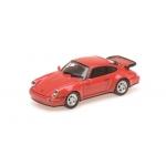 1:87 1990 Porsche 911 Turbo - Red