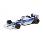 1:18 Tyrrell Ford 018 - Satoru Nakajima - 6th Place 1990 USA GP
