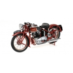 1:12 1939 Triumph Speed Twin - Red