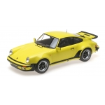 1:12 1977 Porsche 911 Turbo - Light Yellow
