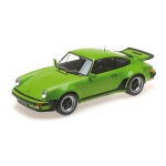 1:12 1977 Porsche 911 Turbo - Light Green