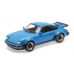 1:12 1977 Porsche 911 Turbo - Mexico Blue