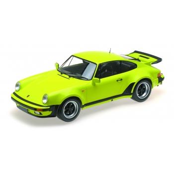 1:12 1977 Porsche 911 Turbo - Acid Green