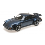 1:12 1977 Porsche 911 Turbo - Grey Metallic