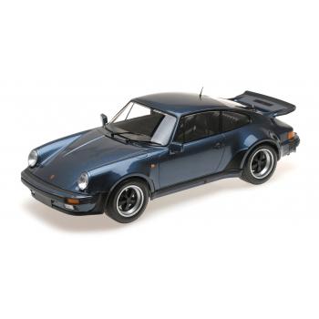 1:12 1977 Porsche 911 Turbo - Grey Metallic
