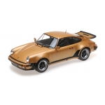 1:12 1977 Porsche 911 Turbo - Brown Metallic