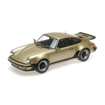 1:12 1977 Porsche 911 Turbo - Gold