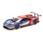 1:18 Ford GT - Chip Ganassi Racing USA - Winners GTLM 24H Daytona 2017