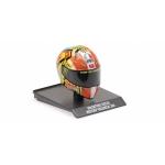 1:10 Helmet - Valentino Rossi - MotoGP Valencia 2011