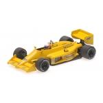 1:43 Lotus Honda 99T - Satoru Nakajima - 1987 Monaco GP