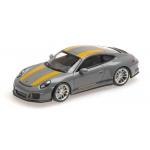 1:43 2016 Porsche 911 R - Nardogrey