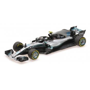 1:43 2018 Mercedes F1 W09 EQ Power - Valtteri Bottas