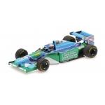 1:43 Benetton Ford B194 - JJ Lehto - Monaco GP 1994