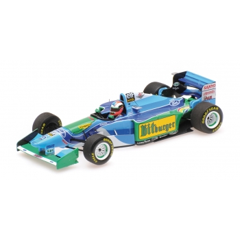 1:43 Benetton Ford B194 - Johnny Herbert - 1994 Australian GP