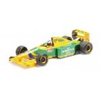 1:18 Benetton Ford B193 - Michael Schumacher  - 1993 German GP