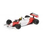 1:43 Mclaren Cosworth MP4/1C - Ayrton Senna - Silverstone Testing