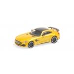 1:87 2017 Mercedes-AMG Gt-R - Yellow Metallic