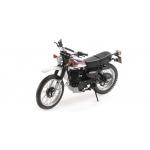 1:12 1986 Yamaha XT 500 - Dark Blue/White