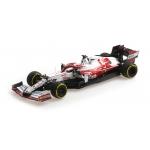 1:43 Alfa Romeo C41 - R.Kubica - Shakedown Barcelona 2021