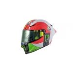 1:8 AGV Helmet - Valentino Rossi - MotoGP Mugello 2018
