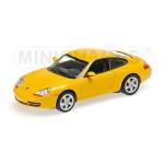 1:43 1999 Porsche 911 (996) Coupe - Yellow