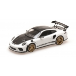 1:43 2018 Porsche 911 (991.2) GT3RS - White Weissachpaket