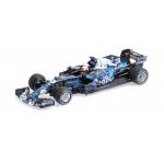 1:43 Red Bull Racing RB14 Danile Ricciardo - Silverstone Shakedown Livery