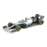 1:43 2019 Mercedes AMG F1 W10 EQ POWER+ - Valtteri Bottas