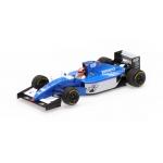 1:43 Ligier Renault JS39B Johnny Herbert - 1994 European GP