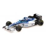 1:43 Tyrrell Yamaha 023 - Mika Salo - Belgium GP 1995