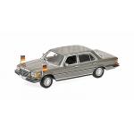 1:43 1972 Mercedes-Benz 350 SEL - Helmut Schmidt with Figure