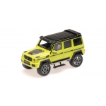 1:43 2016 Brabus 4X4 Auf Basis Mercedes G 500 - Yellow