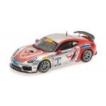 1:43 Porsche Cayman GT4 - Pirelli World Challenges GTS 2017