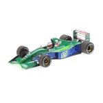 1:18 Jordan Ford 191 - Michael Schumacher  1991 Belgian GP