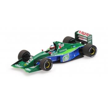1:43 Jordan Ford 191 - Michael Schumacher 1991 Belgian GP
