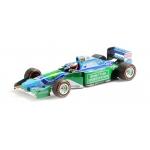1:18 Benetton Ford B194 - Mick Schumacher - Demonstration Run - Belgian GP 2017