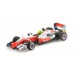 1:43 Dallara F317 - Mick Schumacher F3 European Champion 2018