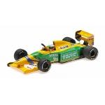 1:43 Benetton Ford B192 - Michael Schumacher - 1st F1 Win 1992 Begian GP