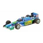 1:43 Benetton Ford B194 - Micheal Schumacher - 1994 Australian GP