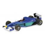 1:43 Sauber Ferrari C16 - Michael Schumacher - Testing Fiorano 1997